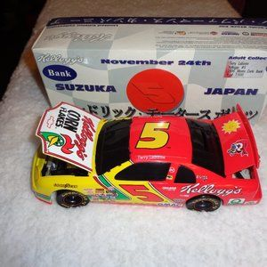 Terry Labonte Japan Kelloggs Bank Action   1/24